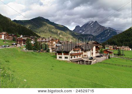 Canazei, Val Di Fassa, Italy