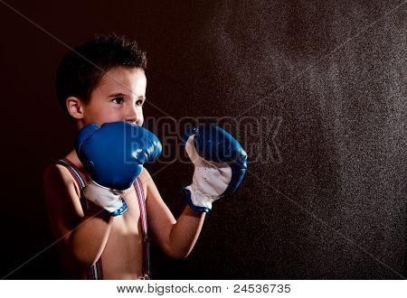 Little Puncher In Soffite Lights
