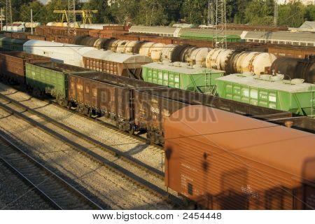 Train Yard 4