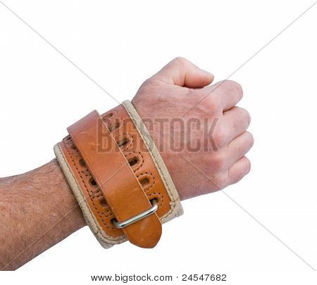 Padded Wrist Restraint