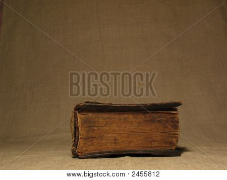 Large Old Book.