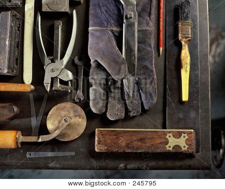 Bookbinding Tools1