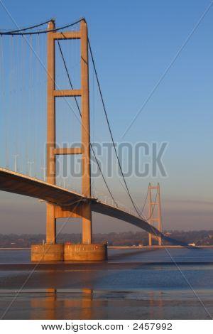 Humber-Brücke