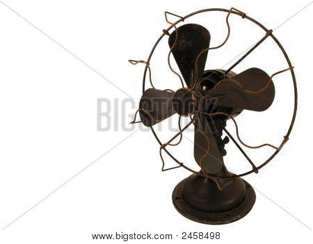 Isolated Fan