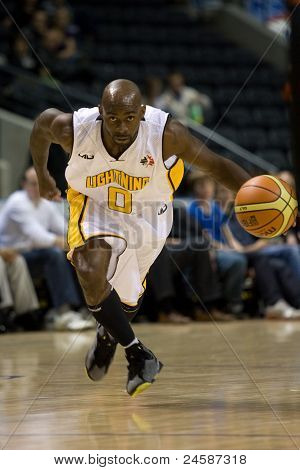 NBL - London Lightning Vs Oshawa Power