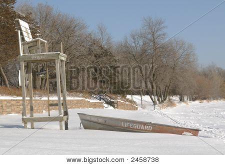 Winter Lifeguard