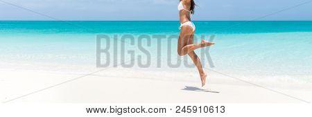 Sexy bikini body perfect slim