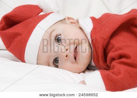 What A Cute Santa.