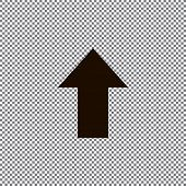 Undo Arrow Icon, Redo Arrow Icon. Direction Arrow Sign. Motion Icon. Arrow Button. Eps poster