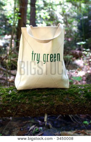 Ecologically Freindly Shopping Bag