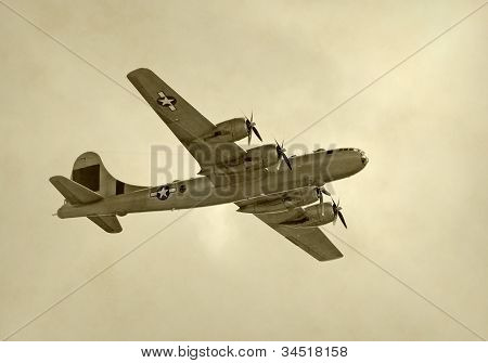 World War Ii Heavy Bomber