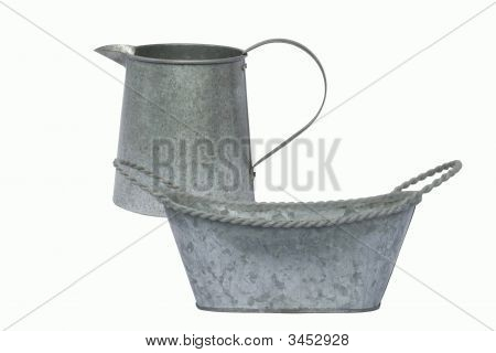 Can And Basket