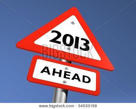 Año nuevo por delante