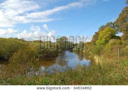 River Clyde, Baron's Haugh, Motherwell