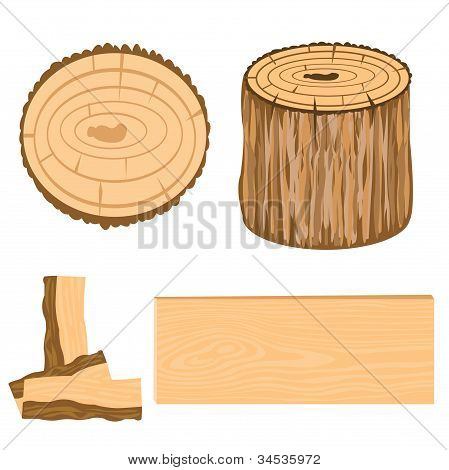 Wooden Subjects
