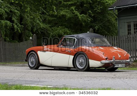 Austin Healy from 1957