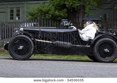 MG Magnette K3 de 1933