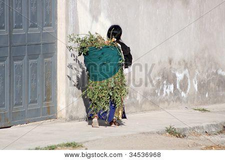Ecuadorian Woman