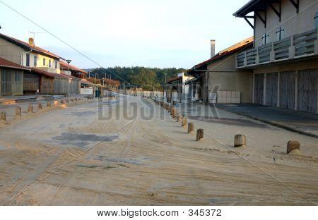 Village Deserted
