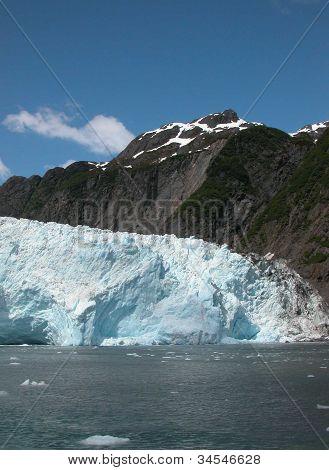 Holgate Glacier - Kenai Fjords