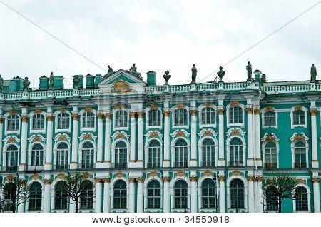 The Hermitage In St. Petersburg