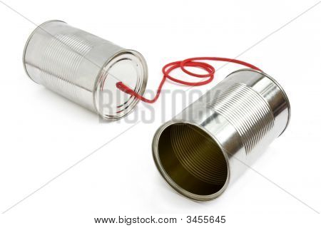 Tin Can Phone