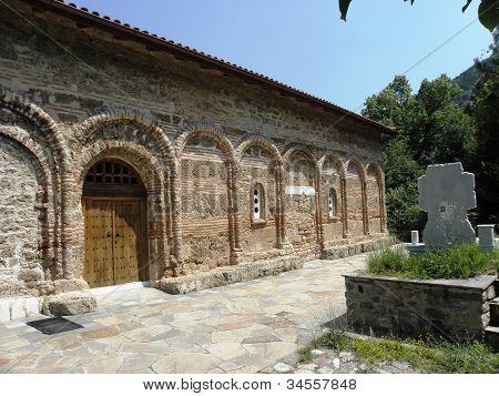 Ossuary of Bachkovo monastery.