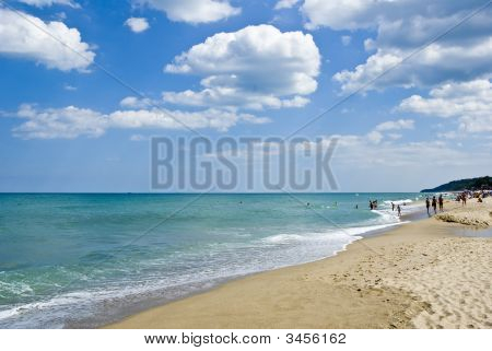 Black Sea Beach