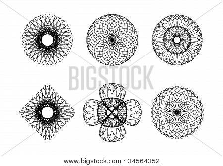 Spirograph Elements