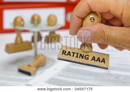 rating aaa