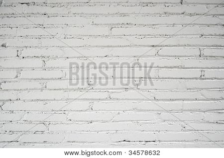 White Brick Wall (Darker)