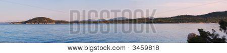 Liscia Ruja Landscape Sardinia