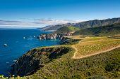foto of bixby  - A Northern California coastline near Big Sur - JPG