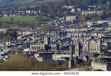 City Of Bath. Avon. England