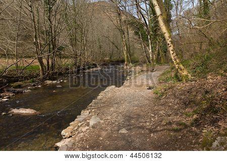 Heddon River Devon
