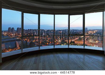 Cityscape Window