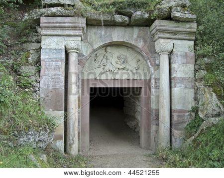 Gate In Weimar