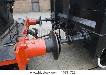Buffers and coupling