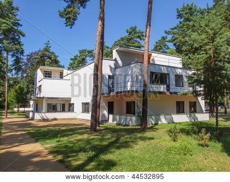 Bauhaus Masters Hauses Dessau