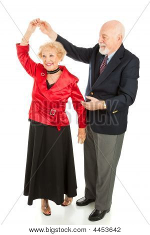 Senior Dancing