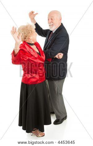 Seniors Dance The Night Away