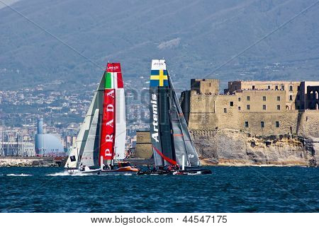 34th America's Cup World Series 2012 in Naples