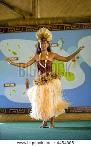 Tahitian Dancer