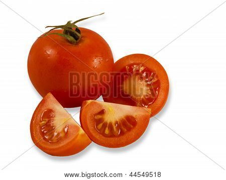 Fresh Vine Tomatos