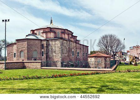 Kleine Hagia Sophia, Istanbul