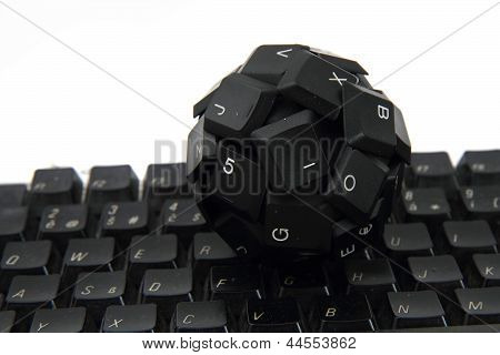 Keyboard Sphere As New Input Device For Your Computer