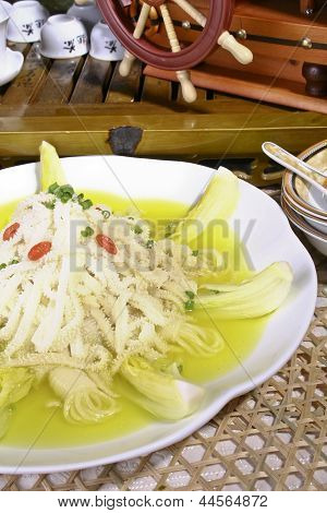 Pork Intestine Soup