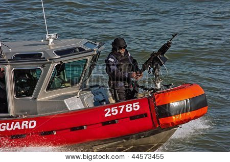 Homeland Security Patrol Unit