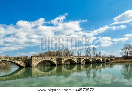 Buriano's Bridge