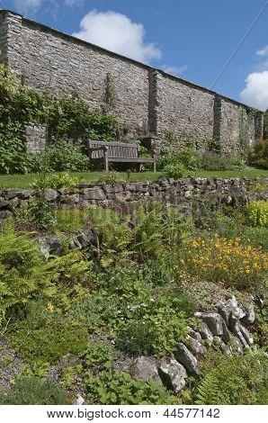 English Walled Garden